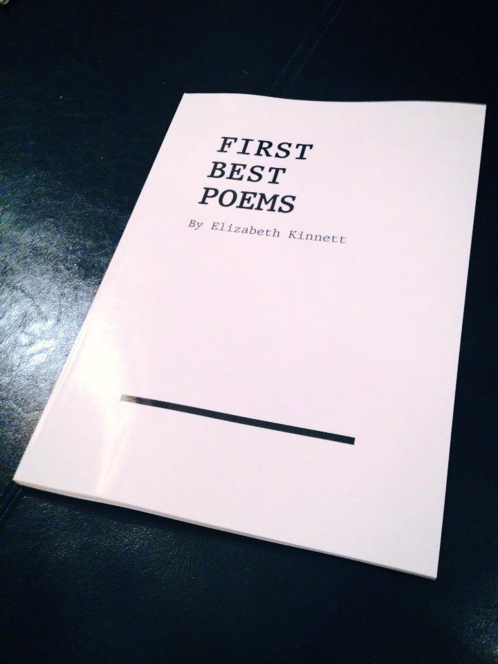 First Best Poems by Elizabeth Kinnett